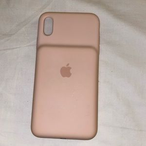 Apple iPhone XS Max charging case